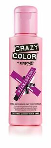Crazy Color Semi-Permanent Conditioning Hair Dye Colour PINKISSIMO #42