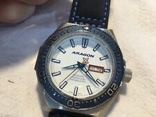 ARAGON A384WHT DF-47 Automatic 47mm