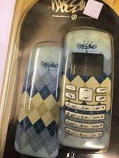 Nokia 2100 Mossimo Matching Covers & Keypad Set MA-N21ARG Brand New & Sealed
