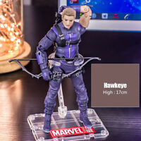 New ZD Hawkeye Marvel Avengers Legends Comic Heroes 7in Action Figure Kids Toys