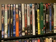 *Dvds $5.00 Each, 20 For $80.00, or 30 for $100! *Titles A through F*