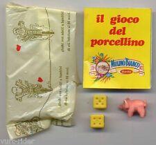 Mulino Bianco Sorpresine - IL GIOCO DEL PORCELLINO - completa