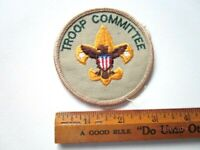 TOTE/'N CHIP BOY SCOUT PATCH FREE SHIPPING