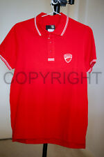 DUCATI CORSE ´11 Women's Polo Short Sleeve LADY red NWT S