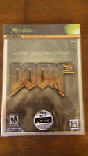 Doom 3: Limited Collector's Edition (Microsoft Xbox, 2005) *FACTORY SEALED*