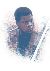 Star Wars Metall-Poster Successors Collection Finn 32 x 45 cm