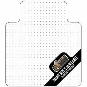 Gorilla Grip Premium Polycarbonate Studded Chair Mat for Carpeted Floor 48x36...