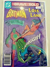 BATMAN BRAVE AND THE BOLD 175 VF+ DC PA2-241