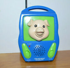 TALKING PIG FM RADIO WITH SCAN FEATURE ADVERTISING PROMO PIECE NEWPIG