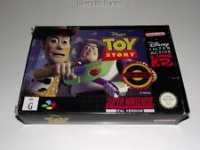 Disney's Toy Story Super Nintendo SNES Boxed PAL *Complete* *2