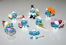 Smurf Set - GIFT Smurfs Set 2013 * NEW * Birthday - Wedding - Sorry - New Baby