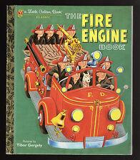 Little Golden Book -The Fire Engine Book (2002) 1st Random House Ed. - NEW