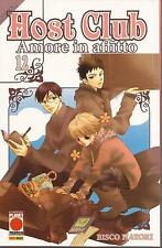 MANGA - Host Club - Amore in Affitto - N° 12 - Ristampa - Planet Manga - NUOVO