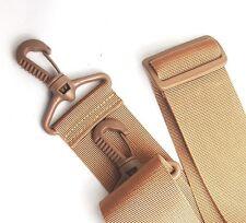 "Khaki Duffle Replacement Shoulder Strap Adjustable Luggage bag(3.8cm) 1.3""x 51"""