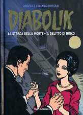 """DIABOLIK GLI ANNI D'ORO N° 9 """"LA STRADA DELLA MORTE - IL DELITTO DI GINKO"""""""