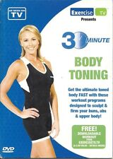 30 MINUTE FULL UPPER BODY AND ABS TONING EXERCISE WORKOUT DVD