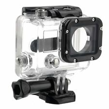 Cover Case Custodia Impermeabile 60m GoPro HERO 4 Black / Surf  Black / Music