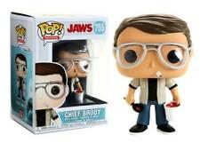 Lo Shark Jaws Chief Brody Pop! Funko Movies Vinyl Figure N°755