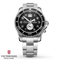 Victorinox Swiss Army Classic Maverick GS Dual Time Men's Quartz Watch 241441
