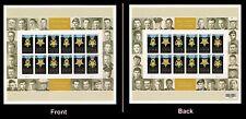 US 4822b 4823b 4988 Medal of Honor Vietnam War forever sheet MNH 2015