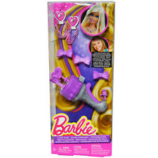 Barbie Crea Trecce Twist Hair Acconciature Fashion Bambine con Fermagli Elastici