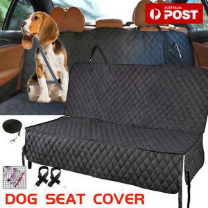 Premium Pet Dog Back Car Seat Cover NonSlip Waterproof Cat Hammock Protector Mat