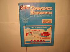 REVUE DE LA PROFESSION COMMERCE ET REPARATION DE L'AUTOMOBILE AVRIL 1954 N° 45