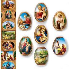Thermo Heat Shrink Sleeve Decoration Easter Egg Wraps Pysanka Pysanky Christian