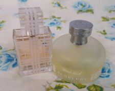 Lot of 2 Burberry Women's Spray Perfumes Burberry Brit 95% Full Weekend 50%