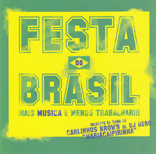 Compilation CD Festa Do Brasil - Europe