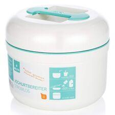 My.Yo stromloser Joghurtbereiter, BPA-frei, Joghurtmaschine ohne Strom, Mint