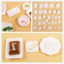 Mini Vaisselle Cuisine Ustensile Miniature Maison de poupées Décor Cuisine Jouet