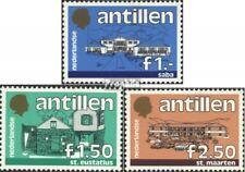 Nederlandse Antillen 575-577 postfris 1985 Bouwen