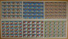 B456. Ajman - MNH - Sports - Olympics - Full Sheet