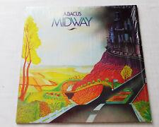 ABACUS Midway(1973) GERMANY LP+2 Bonus tks GREEN TREE Rds (RE-2012) Prog  MINT