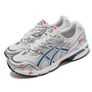 Asics GEL-1090 Grey Blue White Men Unisex Running Casual Shoes 1201A484-020
