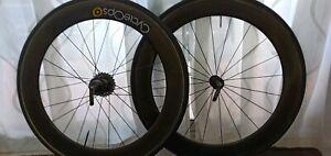 CycleOps power G3 Enve rims. Tubular wheelset