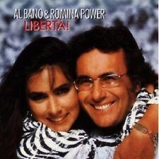 AL & POWER,ROMINA BANO - LIBERTA CD POP 10 TRACKS NEU