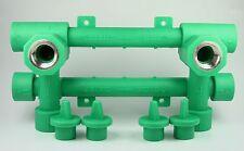 PPR Aqua-Plus Montageeinheit 20mm mit 1/2 Zoll Anschluss, Fusiotherm