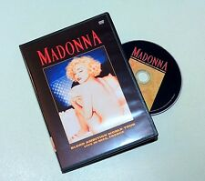 Madonna Blond Ambition Tour DVD NICE France 1990, Remaster! Vogue Holiday