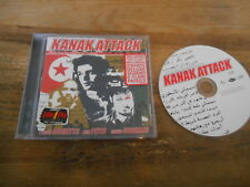 CD OST Music From/Inspired By - Kanak Attack (22 Song) POLYMEDIA jc
