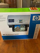 HP Photosmart 8450 Inkjet Photo Printer **READ***