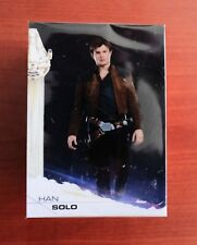 STAR WARS (HANS) SOLO - A STAR WARS STORY TRADING CARDS FULL BASE SET