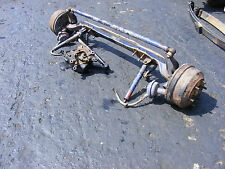MERCEDES 814 FRONT AXLE