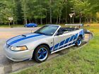2002 Ford Mustang GT 2002 Ford Mustang Convertible Grey RWD Automatic GT