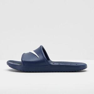 Mens Nike Kawa Shower Sandals 832528 400 Blue/White Size UK 9 EU 44
