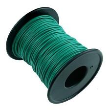 Green 0.5mm² 16/0.2mm Stranded Copper Cable Wire 50M