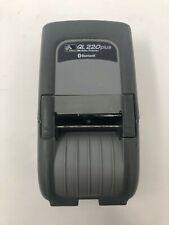 Zebra QL220 plus Mobile Printer Bluetooth/Wireless ---> OFFERS WELCOME