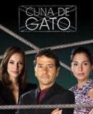 telenovela brasileña Cuna de Gatos 22 dvds
