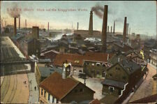 Essen Germany Factory Mill c1910 Postcard